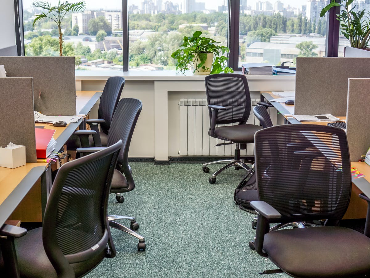Një zyrë (jo) e përsosur